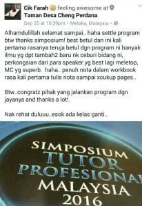 private tutor pusat tuisyen malaysia